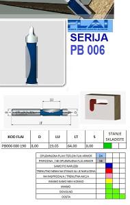 GLODALA FLAI PB006