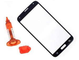 Prednje staklo za Samsung Galaxy S5 i9600 + UV ljepilo