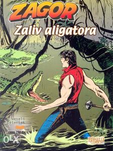 Zagor 88 - Zaliv aligatora (VČ, GLANC)