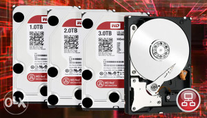 WESTERN DIGITAL Red WD20EFRX, 2.0TB Novo!!!
