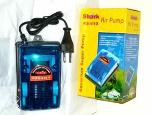 Pumpa za zrak,Shark RS-610