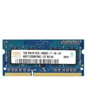 Memorija za laptop, Hynix 1GB - NOVA (DDR3)
