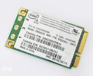 Wireless kartica INTEL