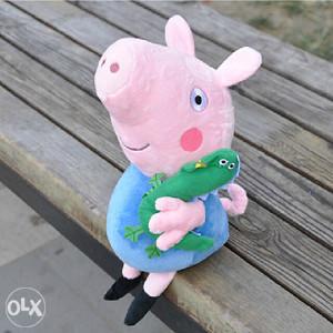 George lik iz Peppa pig, Pepa prase crtića 19cm