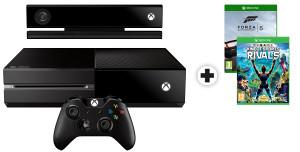 Microsoft Xbox One 500GB Kinect Bundle inkl. 2 Games