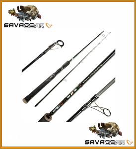 Savage Gear MPP Softlure stap 2.74m 3-16g