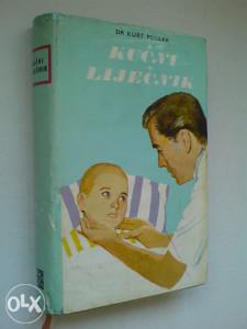 stručne knjige, dr.Kurt Pollak: Kućni liječnik