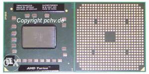 Procesor AMD Turion 64 x2 RM-70