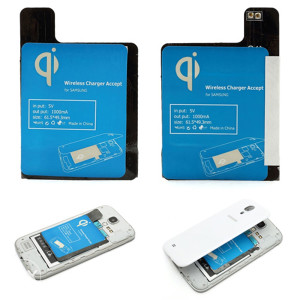 Qi Wireless Charger Receiver za Samsung Galaxy S4