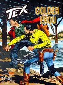 Tex 32 - Golden Erou (VČ, GLANC)