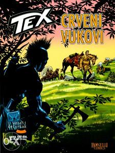 Tex 23 - Crveni Vukovi (VČ, GLANC)