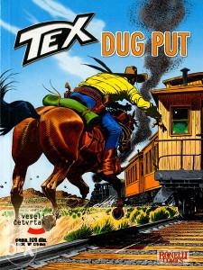Tex 15 - Dug put (VČ, GLANC)