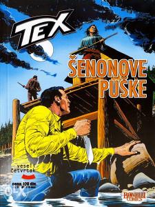 Tex 14 - Šenonove puške (VČ, GLANC)