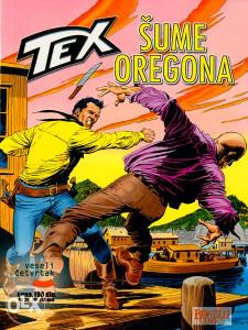 Tex 13 - Šume Oregona (VČ, GLANC)