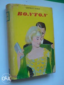 stručne knjige, Gertrud Oheim: Bonton