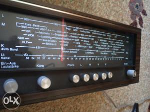 RADIO PRIJEMNIK STARI-SABA