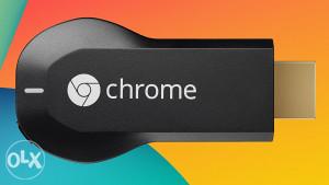 Chromecast - HDMI Smart TV stik - Nov, zapakovan