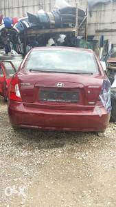 Hyundai accent akcent dijelovi djelovi auto otpad