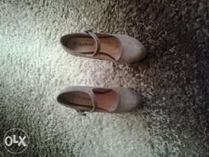 Bež Cipele bez zamjene
